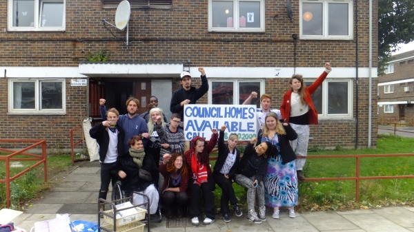 Council Homes available. Newham council promised to rehouse 40 people back on the estate