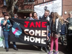 Jane Come Home