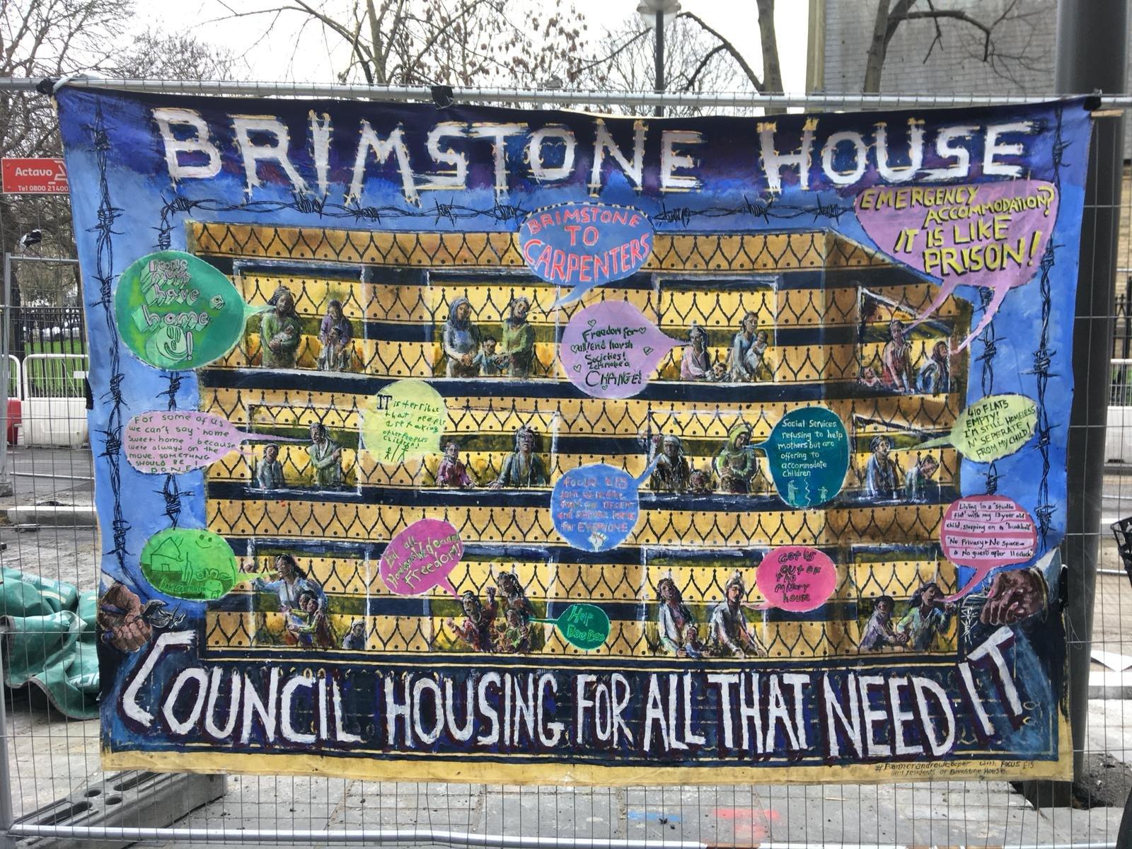 Focus E15 Campaign | Social Housing not Social Cleansing!